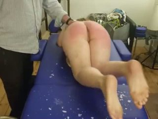 caning, whipping, enema