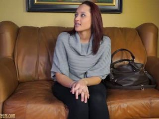 "Casting couch amateurs go lesbian in dual interview <span class=""duration"">- 13 min</span>"