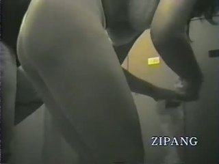 Japanese Changing Room Voyeur Video