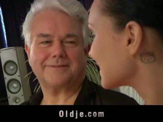 "Teenie big tits school girl ass fucking, cock sucking for old teacher <span class=""duration"">- 6 min</span>"