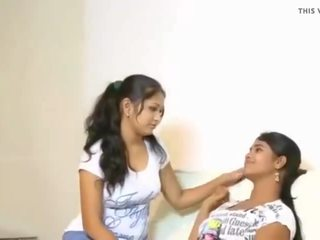 Cuties tries e tyre i parë lesbo, falas indiane porno video f3