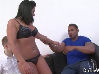 Titten Cuckold Bi Milf Große Ehefrau