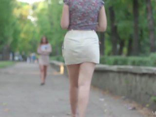 Arina G Undressing: Met Art HD Porn Video 4f