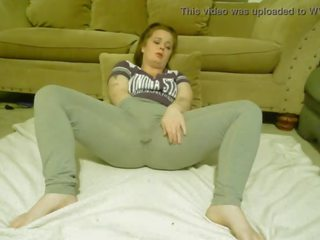small posted, more squirt, redhead video