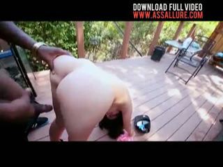 Big Butt Amateur Wants Black Cock Ava Dalush