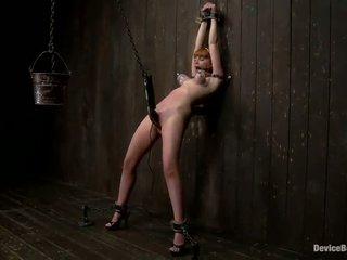 vastgebonden actie, hd porn, nieuw slavernij neuken