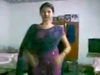 India caliente punjabi lovers jugando en bedroom-mms
