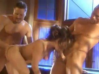 meest mmf video-, een babes, groot pornosterren film