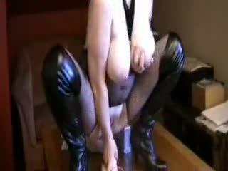 seksspeeltjes seks, u masturbatie tube, meest lingerie scène