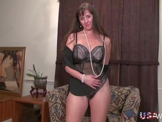 Mature hairy solo How to