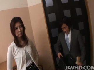 Japansk anal og creampie