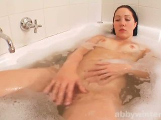 GETTING HOT IN THE TUB