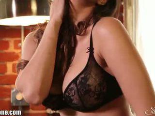 kijken brunette, heet masturberen klem, striptease film