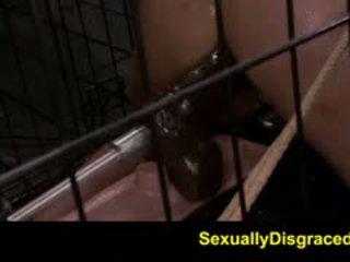 u brunette actie, een bdsm film, heetste fetisch