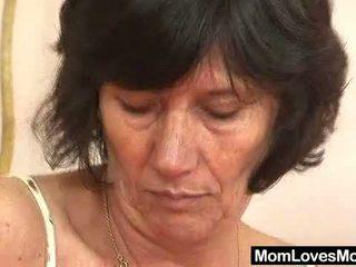 hq poema kanaal, u grootmoeder video-, nominale oma