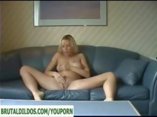sex toy, masturbating, masturbate, huge dildo