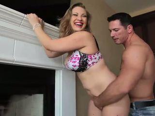 vol meloenen seks, groot grote borsten video-, geschoren kutje porno