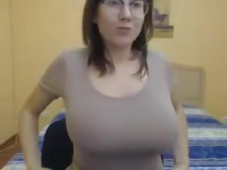 Beautiful Girl with Big Firm Tits, Free Porn 2c