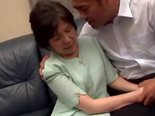 Japanese Mature: Japanese Mobile Porn Video 1d