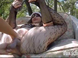 groot neuken, sex toy tube, plezier reusachtig