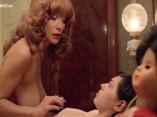 mooi grote borsten film, controleren lesbiennes klem, brunettes klem