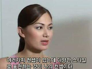 Francine Prieto in Korea tour