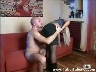 hq pijpbeurt scène, echt volwassen neuken, online italiaans video-