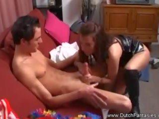 europese scène, kwaliteit nederlands seks