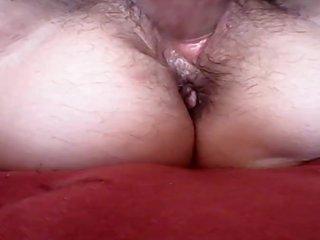 Große vagina zu Klitoris