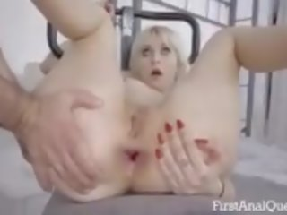 Finnish Blonde Miss Melissa Fucked in the Ass: Free Porn b8