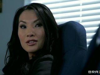 Asa Akira Has A Reputation In The Office For Being
