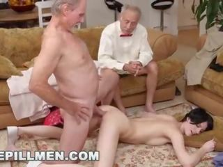 free brunette action, young fuck, nice ass film