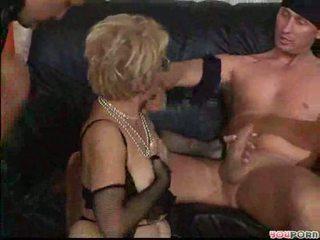 vers mmf actie, kijken oma seks, mooi visnet vid