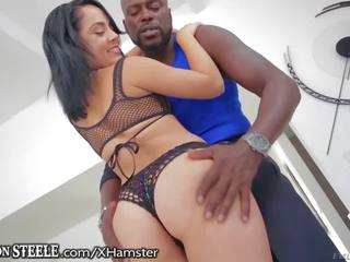 controleren oude + young mov, interraciale neuken, nieuw lexington steele
