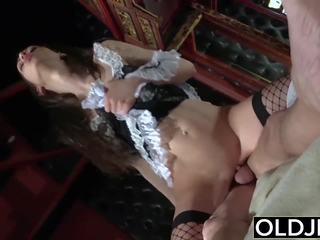 brunette, pov klem, groot young and old film