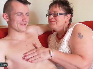 Agedlove Fat Mature Honey Hardcore with Sam Bourne: Porn 53