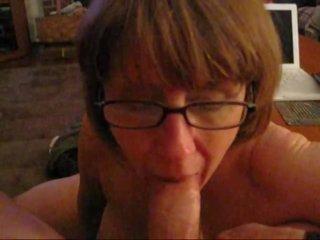 sucking cock video-, u zuig-, mooi cum in de mond film
