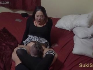 orgasme vid, kut likken scène, kijken oraal porno
