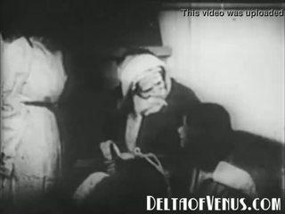 Harv 1920s antiik jõulud porno - a jõulud tale