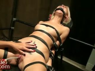 Post Orgasm Tickle Hell