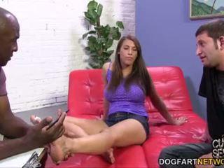 Natasha vega humiliates 她的 烏龜 boyfriend <span class=duration>- 8 min</span>