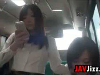 Beautiful Asian Schoolgirls Love Each Other