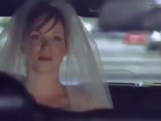 Busty Bride Cheats with Driver, Free Free Driver Porn Video