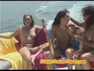 alle boot film, gratis yacht, lesbisch actie