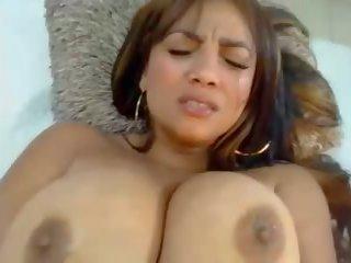 webcams video-, heet latijn tube, meest colombian kanaal