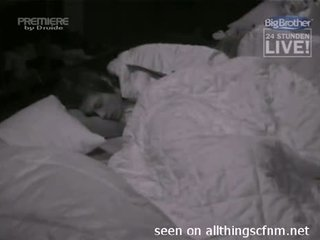 Big Brother Sex Scene Caught On Night Vision Cam
