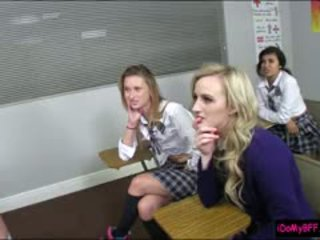 Sexual Education Turns Into Hard Ripping With Perv Teacher