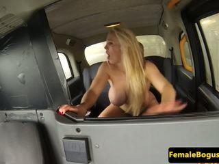 Busty English Cabbie Cockriding Black Dick: Free HD Porn 84