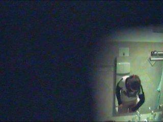 blondynki, podglądanie, ukryta kamera, amator