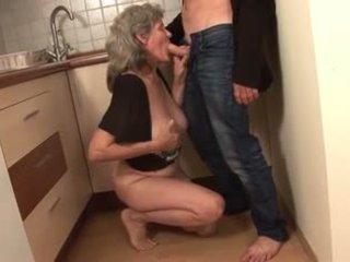 groot grannies scène, hd porn neuken